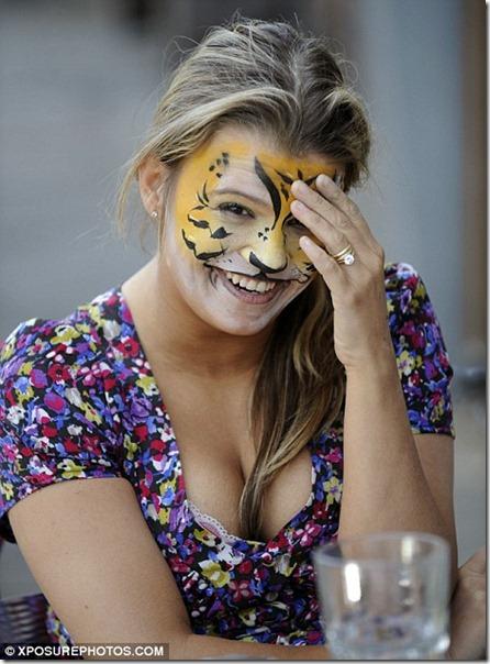 maquillaje de tigre (17)
