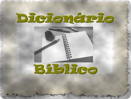 Dicionrio Bblico