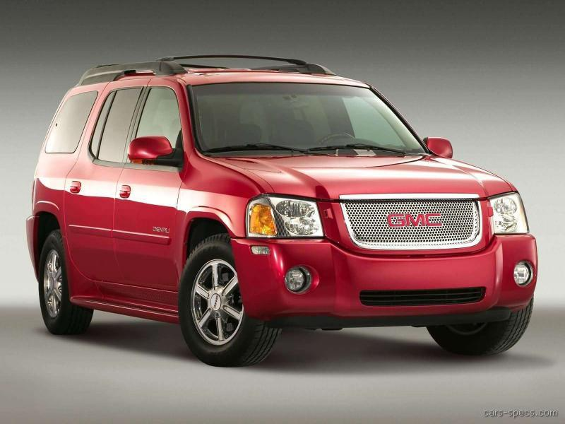 2005 gmc envoy xuv suv specifications pictures prices. Black Bedroom Furniture Sets. Home Design Ideas