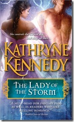 The Lady of The Storm Cover