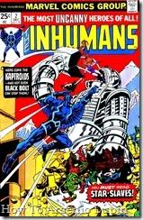 P00004 - Inhumans v1 #2