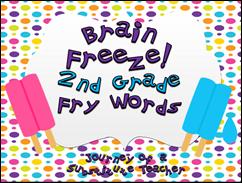 Brain Freeze from Tanja