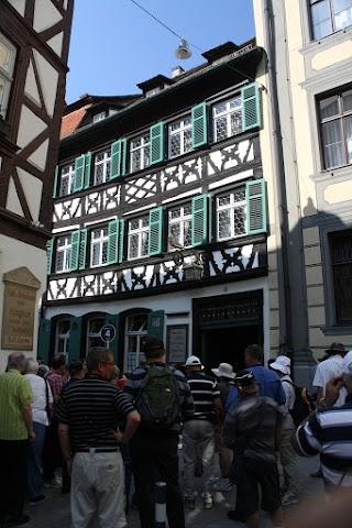 Schlenkerla, historical brewpub in Bamberg