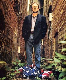 Bill-Ayers-stomps-flag