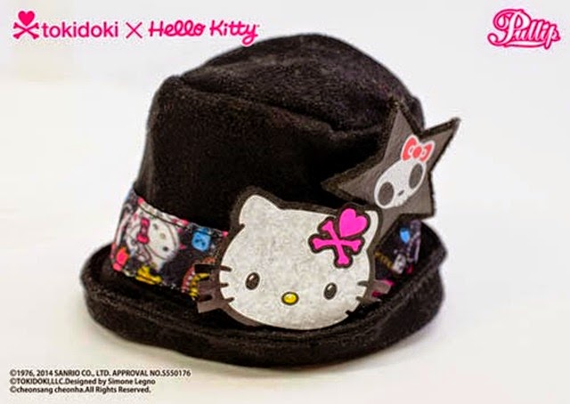 Pullip Violetta Tokidoki x Hello Kitty 10