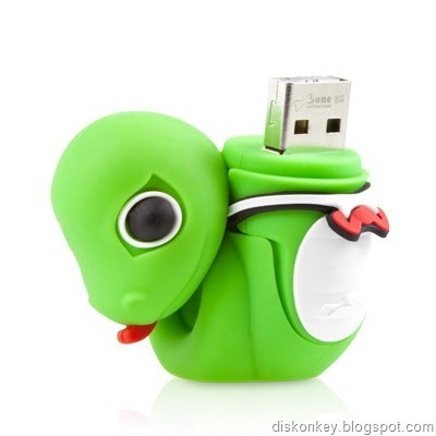 Zodiak Snake USB flash drive