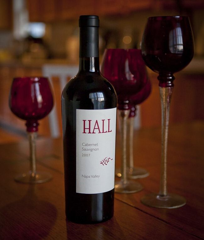 2007 Hall Napa Valley Cabernet Sauvignon