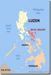 Region Five; Bicol; Philippines