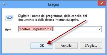 eliminare-paasword-accesso
