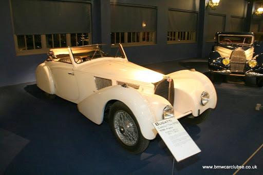 1938 Bugatti Type 57.