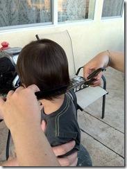 hair cut 2