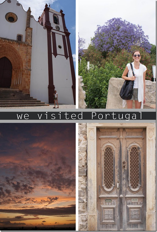 We visited Portugal