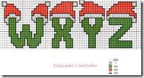 letras punto de cruz navidad (4)