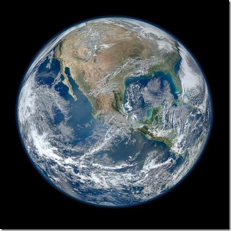 la terra come non si era mai vista