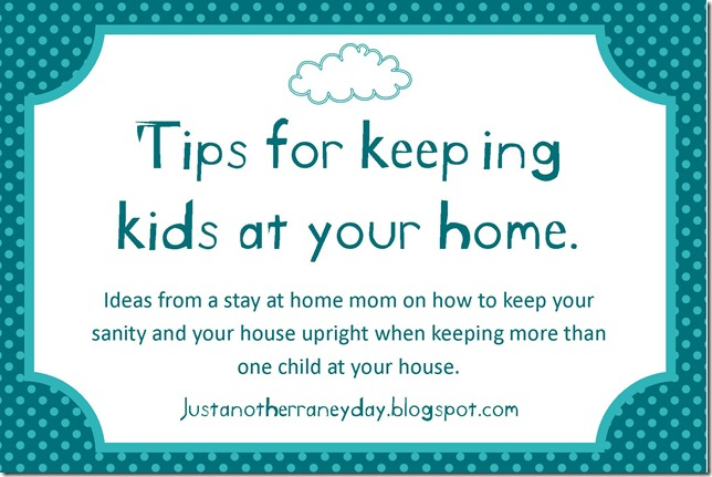 Keeping kids in your home banner