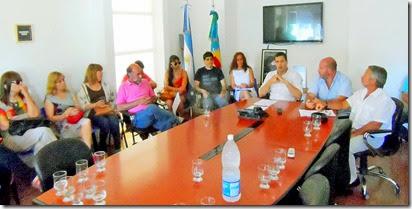 El anuncio fue realizado por el intendente, Juan Pablo de Jesús, en el marco de una reunión mantenida con los directivos de los 22 establecimientos educativos