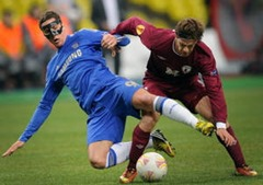 Hasil Rubin Kazan vs Chelsea