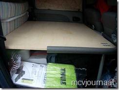 Dacia Logan MCV Camper 09
