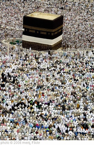 'The Hajj in Makkah' photo (c) 2008, menj - license: http://creativecommons.org/licenses/by-nd/2.0/