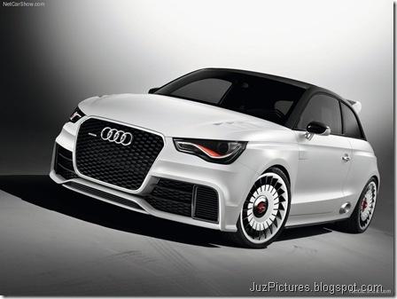 Audi A1 clubsport quattro Concept 4