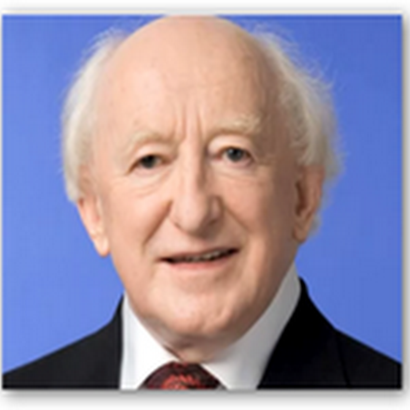 President of Ireland With Scathing Critique of US Healthcare System Video–In the US Its All About the Algorithms for Profit–Time for New Leadership With Technology Backgrounds at HHS and at the SEC