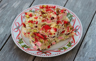 White Chocolate Rocky Road 2