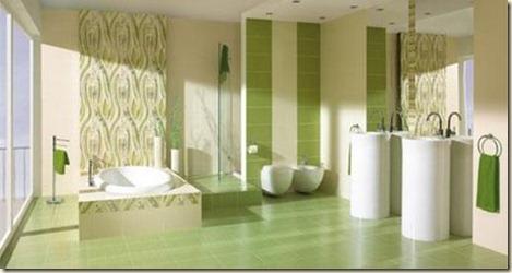 estilos de baños modernos