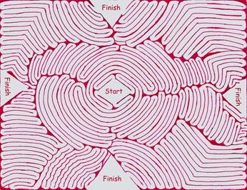 Maze Number 2: Ramen