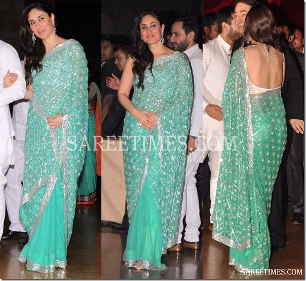 Kareena_Kapoor_Green_Saree