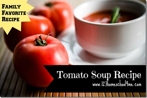 Best Ever Tomato Soup Recipe