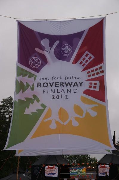 Roverway 2012 - Bildergalerie