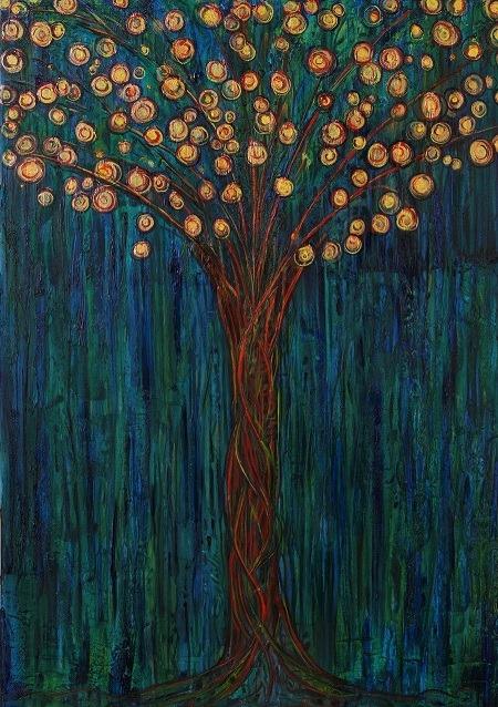 Him Tree Painting