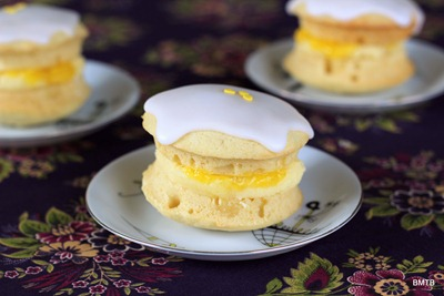 Lemon Whoopies