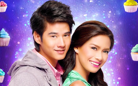 Mario Maurer and Erich Gonzales in Suddenly It's Magic