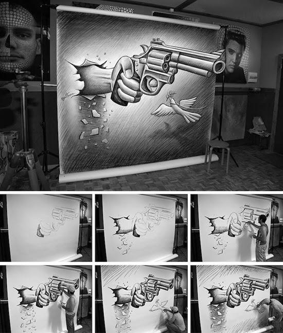 Lápis e câmera 06