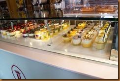 seville, desserts robles