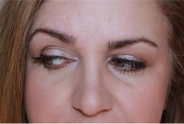 Marc Jacobs Lolita Eye Palette Look 3