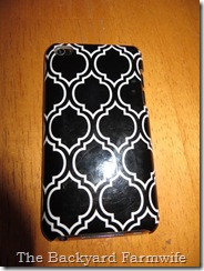 do it yourself phone case - The Backyard Farmwife