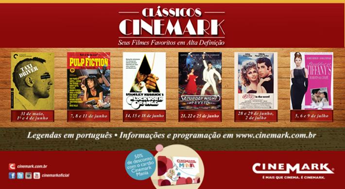 classicos cinema cinemark curitiba