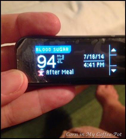 94 glucose