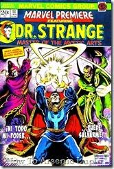 P00013 - Marvel Premiere  - Dr. Extraño - por mastergel #13