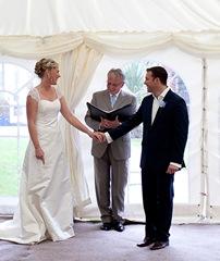 Humanist Wedding 1