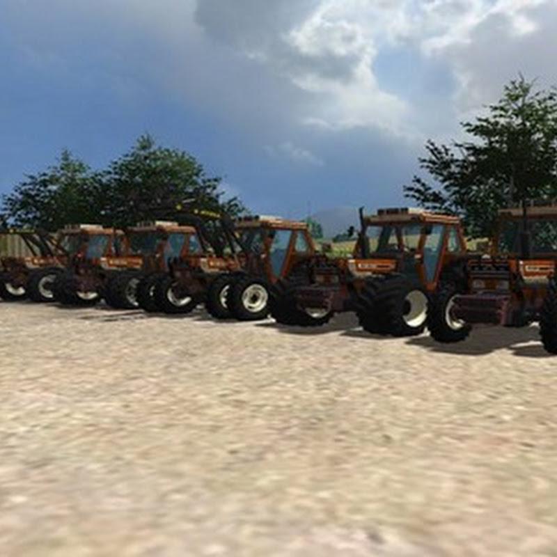 Farming simulator 2013 - Fiatagri 90 90 v 1.1