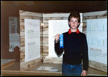 1984-First Place Science Fair