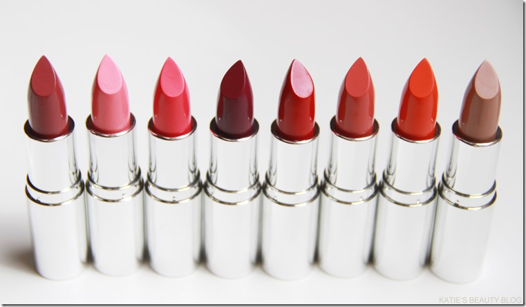 thebodyshoplipsticks top picks