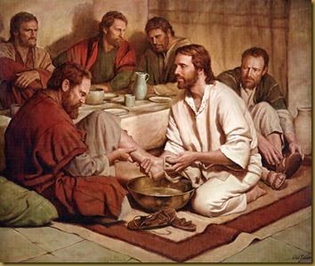 JESUS LAVA LOS PIES1