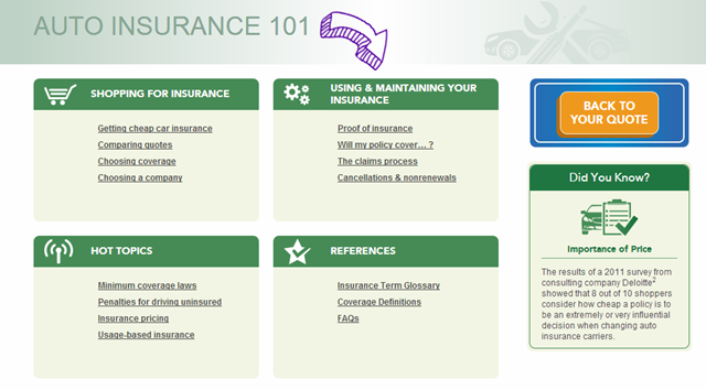 auto insurance 101 #Compare2Win #CollectiveBias