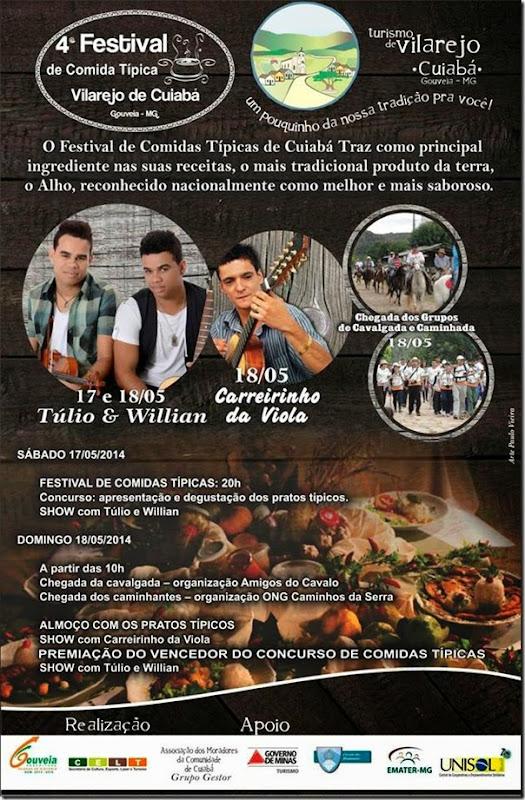 Festival Culinária Típica 2014