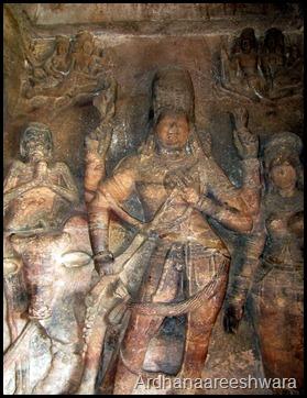 Ardhanaareeshwara