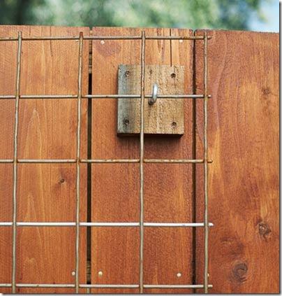 fence trellisl